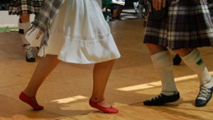 Scottish Country Dance Class