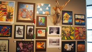Perthshire Art Association Exhibition